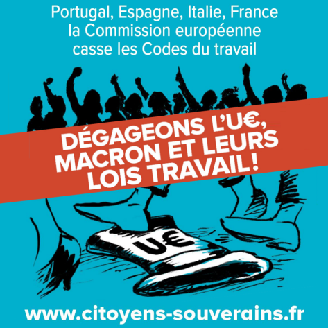 Photo du collectif Citoyens Souverains